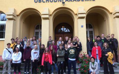 Přátelská návštěva z Dánska