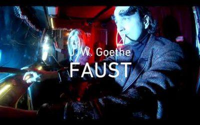 Goethův (?) Faust ve Stavovském divadle