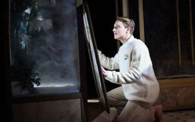 Obraz Doriana Graye ve Švandově divadle